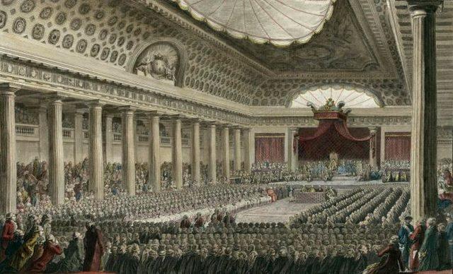 Reunión de los Estados Generales de Francia