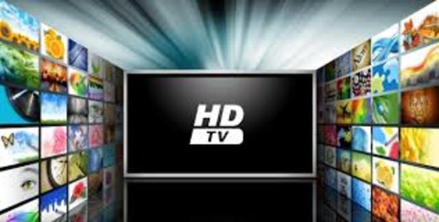 TV DE ALTA DEFINICION