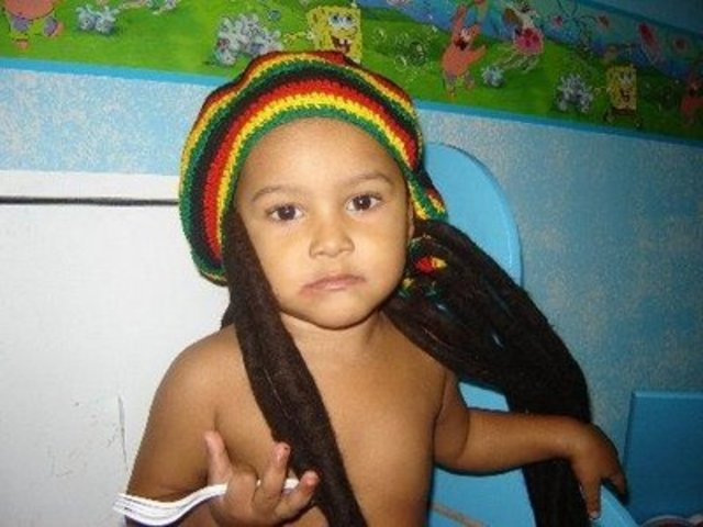 Born in  Sherwood Content, Trelawny, Jamaica