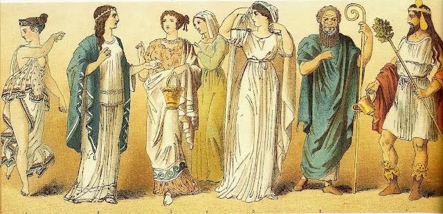 Los griegos creían que las matemáticas se habían originado en Egipto y Mesopotamia