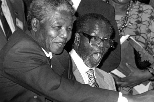 Nelson Mandela starts law practice