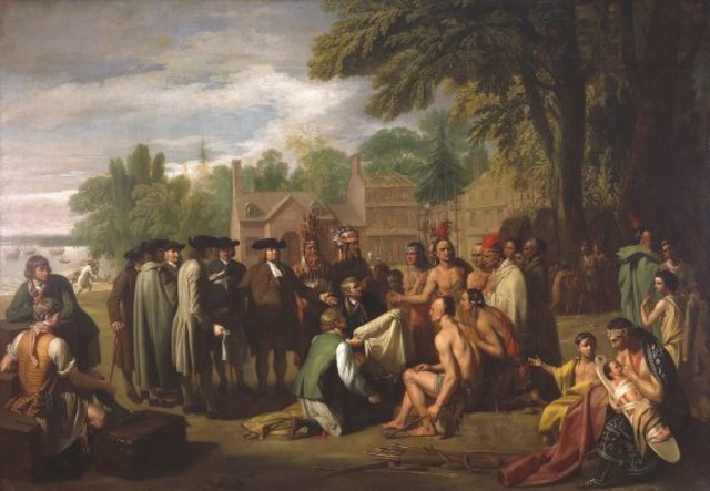 First British Attempt to Attack the French in Farmington, Pennsylvania