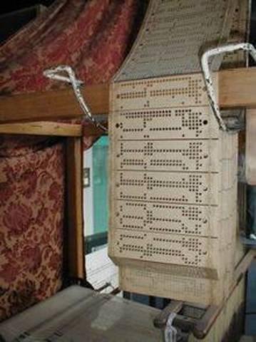 Primer Telar Programable De Jacquar