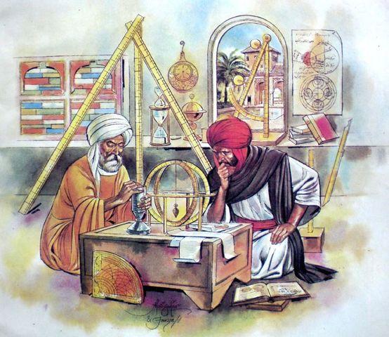 Edad Antigua- Pensamiento Científico