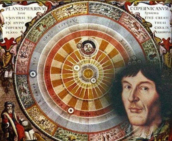 Renacimiento- Teoría Heliocéntrica