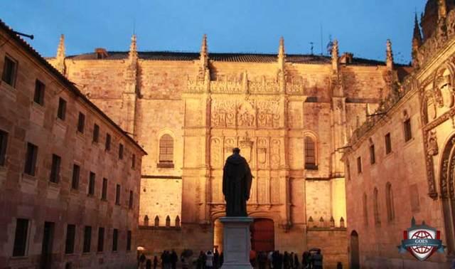 Edad Media- Primera Universidad habla Hispana