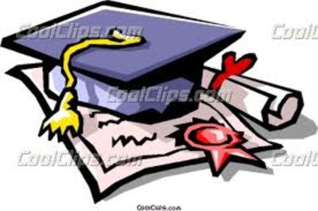 Robert Redford Graduates High School