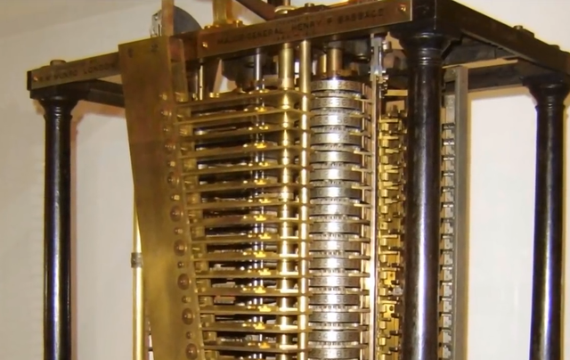Proposicion de la creacion de la maquina diferencial
