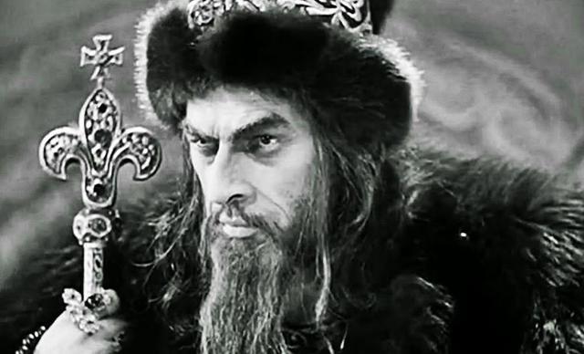 ivan el terrible ,zar de rusia