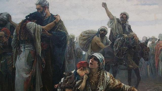 expulsion de los arabes de la penunsula lberica