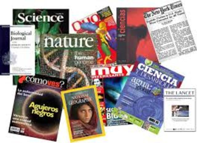 Publicaciones Académicas en Revistas