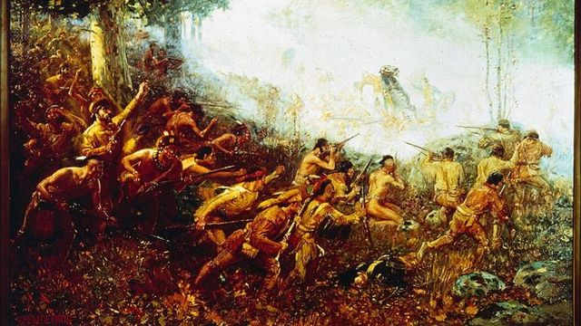 Pontiac's Rebellion -END-