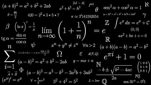 Empleo de ecuaciones matematicas