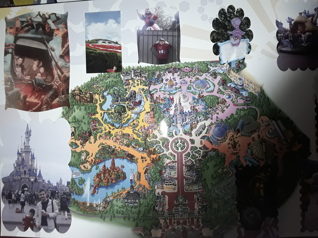 Viatge a Disneyland París