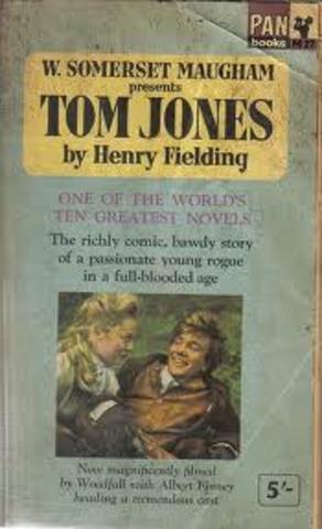 Fielding, Tom Jones