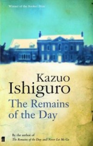 Ishiguro, remains of the day