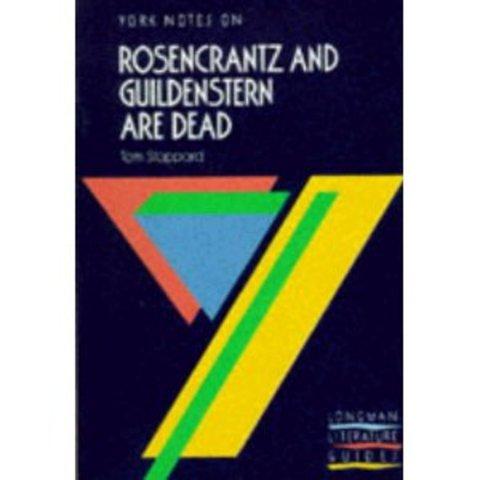 Stoppard, Rosencrantz and Guildenstern are dead