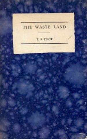 "Eliot, ""The Waste Land"""