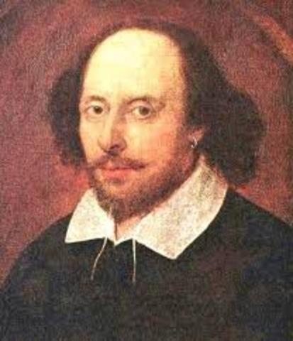 Birth of Shakespeare