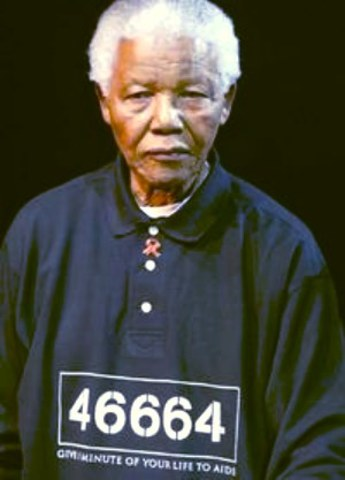 Nelson Mandela moved from an Isolated Prison