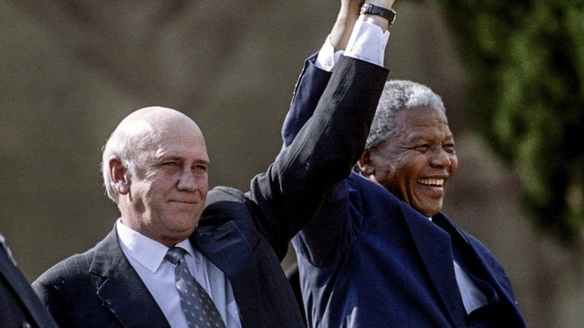 Ban Lifted on A.N.C.; Nelson Mandela's Release Promised