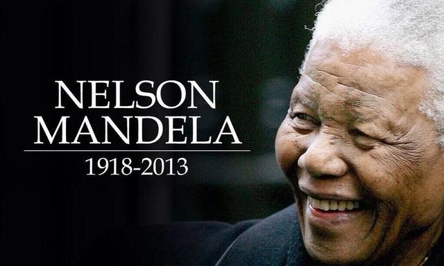Mandela died at 95
