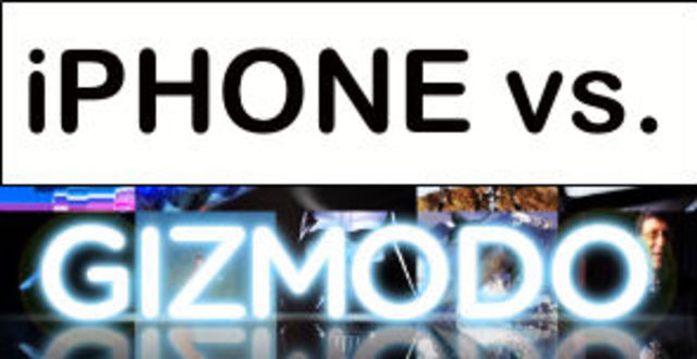 FAC + media act in Gizmodo iPhone Case