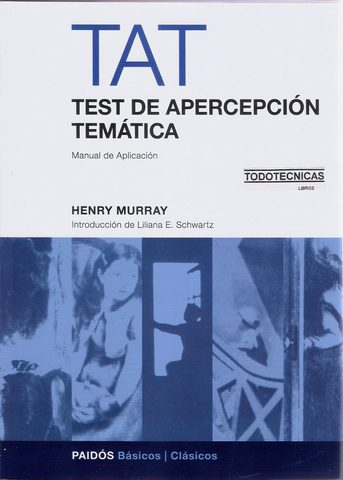 """TEST DE APERCEPCIÓN TEMÁTICA TAT"""