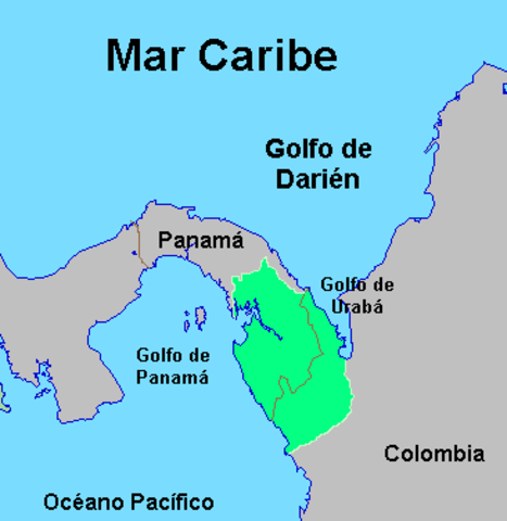 Renacimiento- Descubrimiento del Golfo de Darien