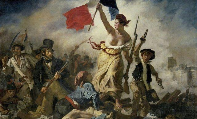 Edad Moderna- Reolución Francesa