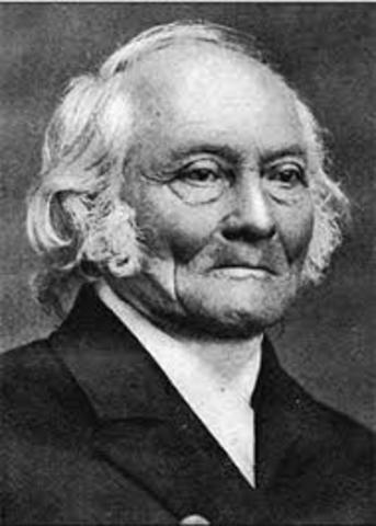 Ernst Heinrich Weber. (Psicofísica).