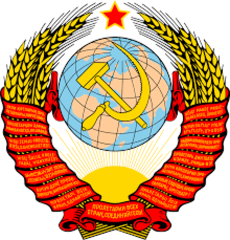 Consolidación de la URSS (Unión de Repúblicas Socialistas Soviéticas)