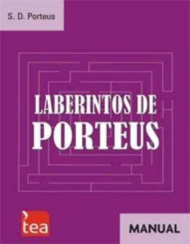 Aparece la prueba de laberinto de porteus (evaluación de capacidades mentales libre de influencias culturales)