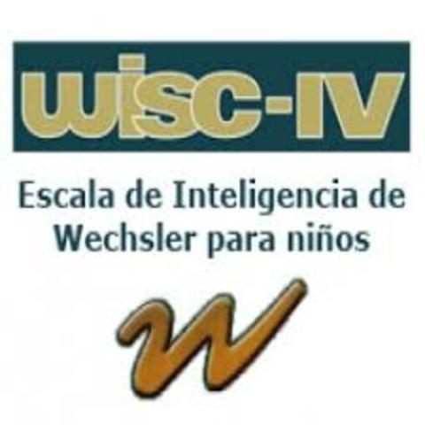el manual moderno publica con normas para méxico escala de la inteligencia para nivel escolar WISC- IV de Wechsler