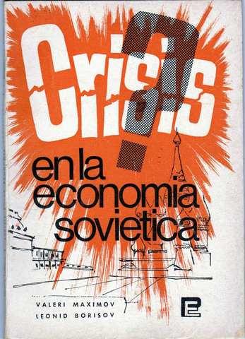 Crisis en la economía soviética