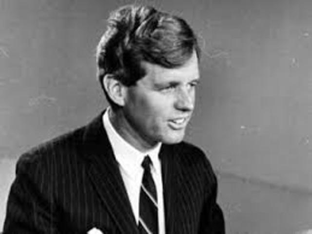 Muerte de RobertF.Kennedy.