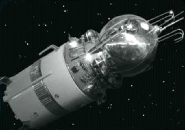 Vostok 1.
