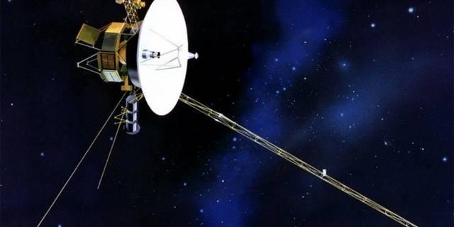 Voyager 1 y 2.