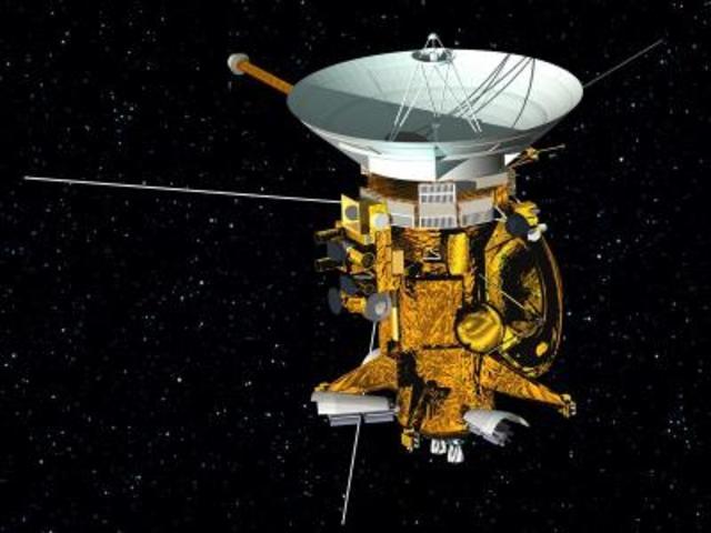 Cassini-Huygens.
