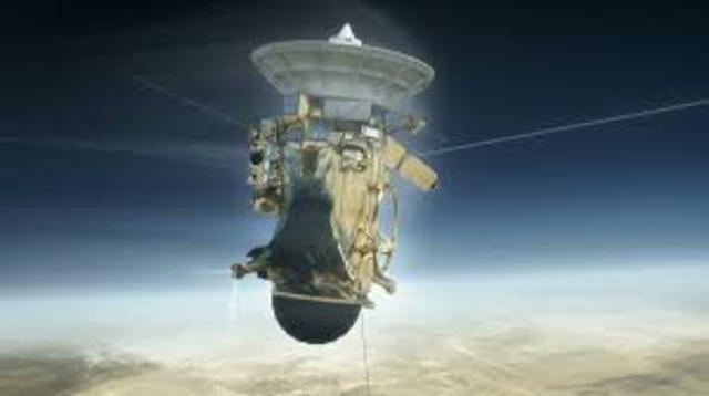 Onda espacial Cassini