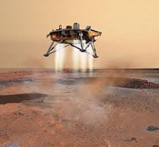 La sonda espacial Phoenix