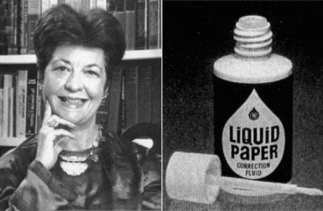 1960 Liquid Paper :segunda chance