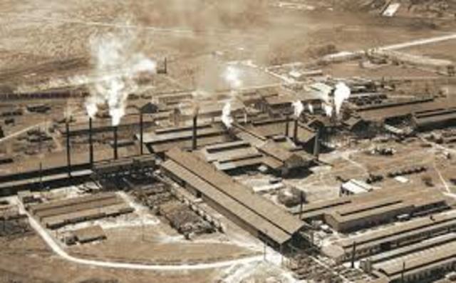 Fundidora de Hierro y Acero de Monterrey