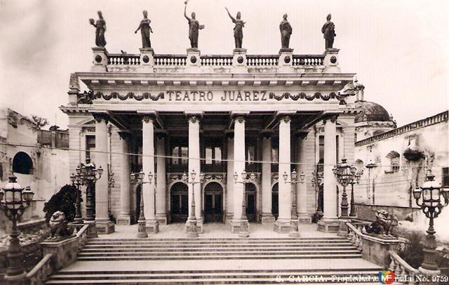Teatro Juaréz