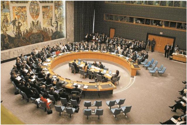 Fundación de la ONU (Organización de Naciones Unidas)