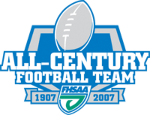 Named to the Florida High School Assocation All-Century Team
