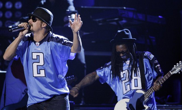 First Hip Hop act to perform at the CMA awards