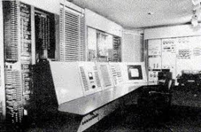 Ordenador transistorizado
