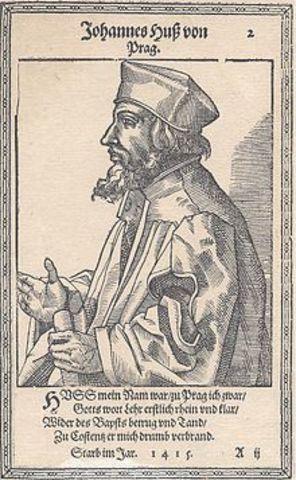 """O """"ABC"""" de Jan Hus"""