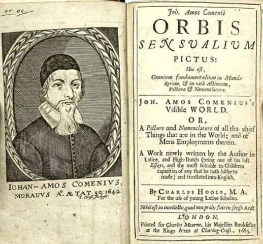 """""""Orbis Pictus"""",  de Comenius"""